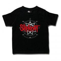 Slipknot Kinder kleding rock metal T-shirt Logo (Clothing)