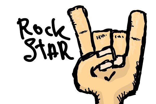 Rock-'n-roll fans opgelet! Dit zijn dé 28 stoerste babynamen