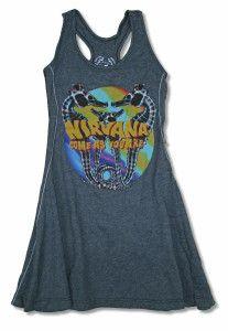Nirvana Kids Dress Come As You Are